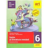 Limba Romana - Clasa 6 Sem.2 - Metoda Stiu-Descopar-Aplic - Florentina Samihaian, Sofia Dobra, Marilena Serban, editura Grupul Editorial Art
