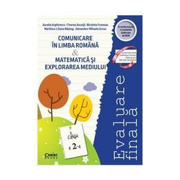 Evaluare finala - Clasa 2 - Comunicare in limba romana. Matematica si explorarea mediului - Aurelia Arghirescu, editura Corint
