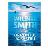 Orizontul albastru - Wilbur Smith, editura Rao