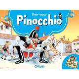 Pinocchio. Carte Pop-up - Tony Wolf, editura Crisan