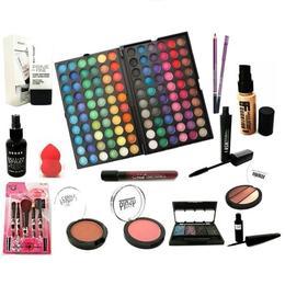 Kit makeup 120 culori Jelly Matte - Miss Rose