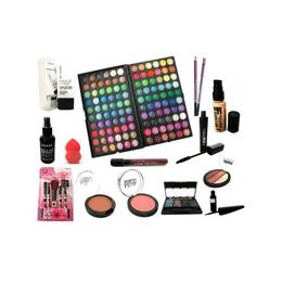 Kit makeup 120 culori Rainbow - Miss Rose