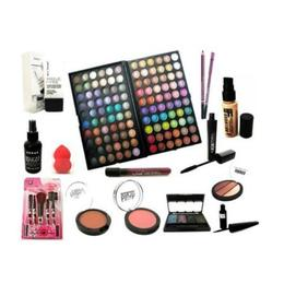 Kit makeup 120 culori Twist - Miss Rose