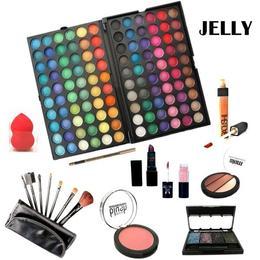 Kit makeup cu trusa 120 de culori nr 03 Jelly