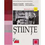 Manual stiinte clasa 12 2007 - Mihaela Garabet, Sanda Fatu, Gabriela Apostol, editura All