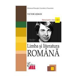 Romana Cls 12 - Victor Lisman, editura All