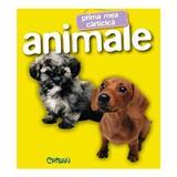 Prima mea carticica: Animale ed.3, editura Crisan