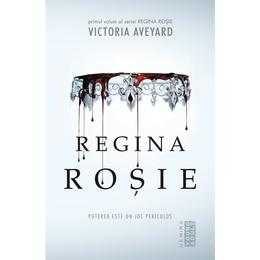 Regina Rosie - Victoria Aveyrd, editura Nemira