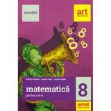 Esential. Matematica - Clasa 8 - Partea II 2018 - Marius Perianu, editura Grupul Editorial Art