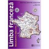 Limba franceza - Clasa 6 - Manual - Mariana Popa, Anca Monica Popa, editura Humanitas
