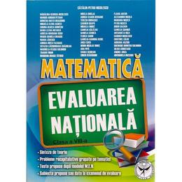 Evaluare Nationala Matematica Cls 8 - Catalin-Petru Nicolescu, editura Icar