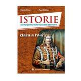 Istorie cls 4  - Vasile Dinu, Paul Didita, editura Carminis