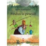 Findus la pescuit - Sven Nordqvist