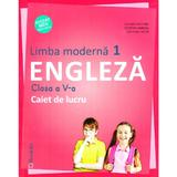 Limba Moderna 1 Engleza Cls 5 Caiet De Lucru - Liliana Putinei, Cristina Mircea