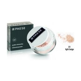 Pudra minerala - Paese Mineral Powder 01 Light Beige 15g