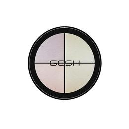 Paleta fard de obraz iluminatoare - Gosh Chromatic, editie limitata, 15 g