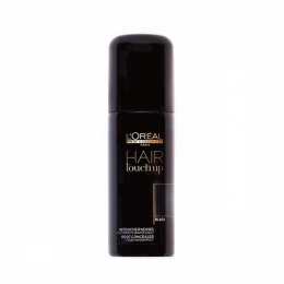 Spray Corector Pigment Negru - L'Oreal Professionnel Hair Touch Up Spray Black, 75ml