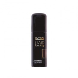 Spray Corector Pigment Saten - L'Oreal Professionnel Hair Touch Up Spray Brown, 75ml