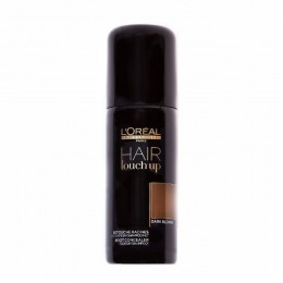 Spray Corector Pigment Blond Inchis - L'Oreal Professionnel Hair Touch Up Spray Dark Blonde, 75ml