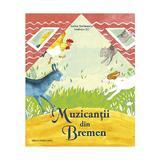 Muzicantii din Bremen - Sorina Stefanescu, Andreya Oti, editura Nominatrix