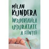 Insuportabila usuratate a fiintei - Milan Kundera, editura Humanitas