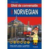 Ghid de conversatie roman-norvegian - Crina Leon, editura Polirom