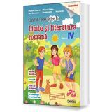 Limba romana - Clasa 4 Sem.1 - Caiet - Stefania Ciobanu, Mihaela Cirstea, editura Sigma
