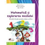 Matematica si Explorarea mediului - Clasa 2 2018 - Caiet - Rodica Chiran, Mihaela-Ada Radu, Olga Piriiala, editura Aramis