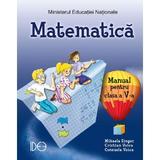 Matematica - Clasa 5 - Manual + CD - Mihaela Singer, Cristian Voica, Consuela Voica, editura Idee