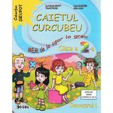 Caietul Curcubeu MEM - Clasa 2 Sem.1 - Ana Maria Bratu, Paula Copacel, editura Sigma
