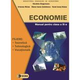 Economie - Clasa 11 - Manual - Nicoleta Singureanu, editura Sigma