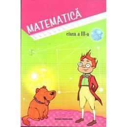 Matematica Cls 3 Sem.1+2 - Viorel George Dumitru, editura Nomina