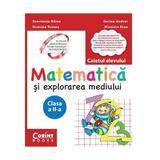 Matematica si explorarea mediului - Clasa 2 - Caiet - Constanta Balan, Corina Andrei, editura Corint