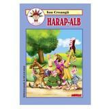 Harap-Alb. Carte de colorat - Ion Creanga, editura Andreas