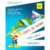 Stiinte ale naturii - Clasa 3 Sem.1 - Manual + CD - Nicolae Ploscariu, editura Grupul Editorial Art