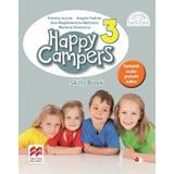 Happy Campers 3. Skills Book - Patricia Acosta, editura Litera