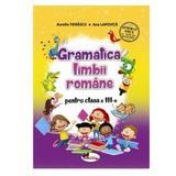 Gramatica limbii romane - Clasa 3 - Aurelia Fierascu, Ana Lapovita, editura Aramis