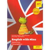 English with Nino Student's Book - Clasa Pregatitoare - Amy Fischer Ungureanu, editura Grupul Editorial Art