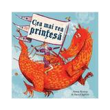 Cea mai rea printesa (Cartea cu Genius) - Anna Kemp, Sara Ogilvie, editura Grupul Editorial Art