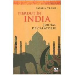 Pierdut in India. Jurnal de calatorie - Catalin Vrabie, editura Neverland