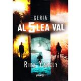 Set Al cincilea val. Vol. 1+2+3 - Rick Yancey, editura Grupul Editorial Art