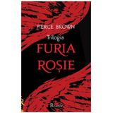 Set Trilogia Furia Rosie - Pierce Brown, editura Paladin