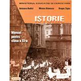Istorie Cls 11 - Anisoara Budici, Mircea Stanescu, Dragos Tigau, editura Sigma