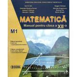Matematica Cls 12 M1 - Ion D. Ion, Eugen Campu, editura Sigma