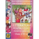 Literatura pentru copii cls 2 - Aurelia Fierascu, Ana Lapovita, Pro Editura