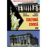 Cultura civica - Clasa 8 - Manual - Dorina Chiritescu, Angela Tesileanu, editura Sigma