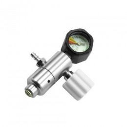 Regulator de presiune pentru oxigen cu manometru Prima, cu 1 ceas