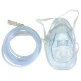 Masca Oxigen Prima, simpla, cu tub 25.5cm, pentru adulti