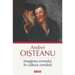 Imaginea evreului in cultura romana - Andrei Oisteanu, editura Polirom