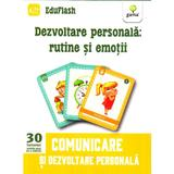 Dezvoltare Personala: Rutine Si Emotii 3 Ani+ (eduflash)